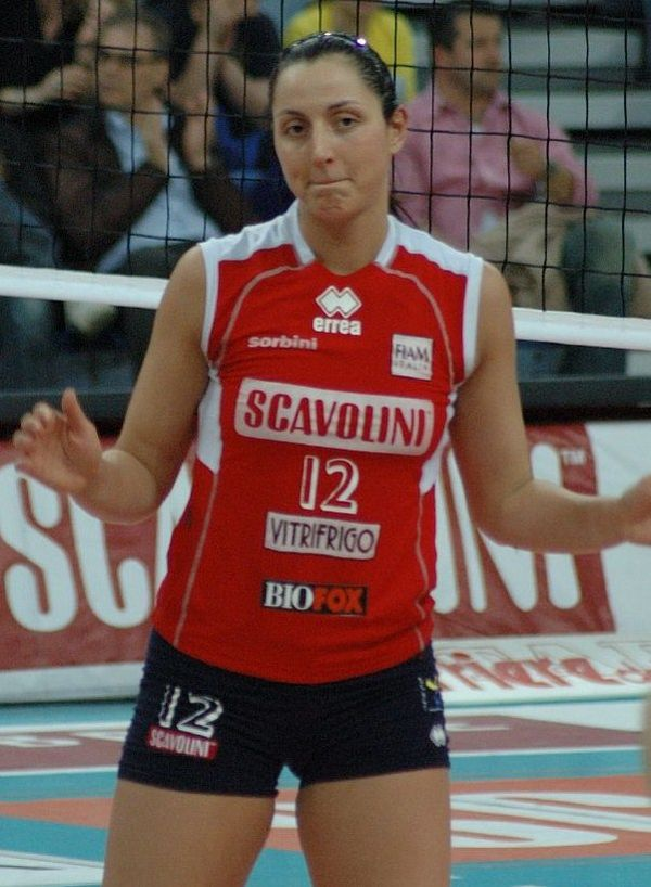 Argentine volleyball players