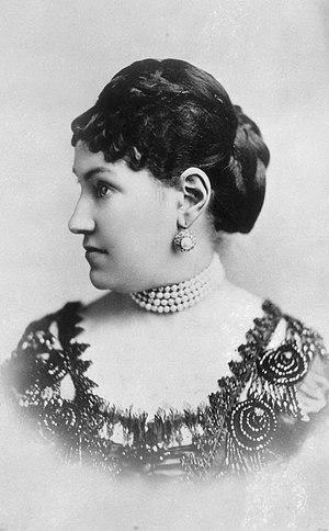 Caroline Schermerhorn Astor - Schermerhorn Astor, c. 1850s