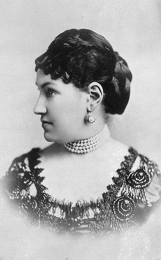 Caroline Schermerhorn Astor - Image: Caroline Schermerhorn Astor