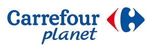 Français : logo carrefour planet 2011