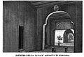 Casa di Ludovico Ariosto interno Ferrara 1838.jpg
