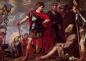 William Tilden Blodgett - Image: Caspar de Crayer Alexander and Diogenes