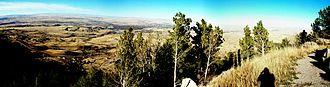 Casper Mountain - Another view of Casper as seen from Casper Mountain.