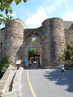 Castellnou dels Aspres. El poble 1