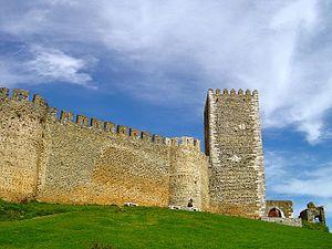 Portel, Portugal - Image: Castelo de Portel