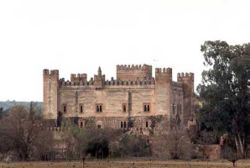 Malpica Castle (14th century).