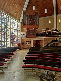 Castrop-Rauxel, Johanneskirche, Orgel (03).jpg