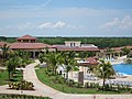 Cayo coco Cuba Memoris Flamenco Hotel from the window - panoramio.jpg