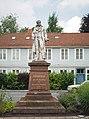 Celle Albrecht Thaer Denkmal@20160621.JPG