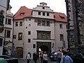 Celnice Ungelt (Staré Město), Praha 1, Týnská, Malá Štupartská, Týn 8, Staré Město - část souboru dům čp. 640.JPG