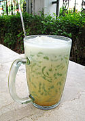 Cendol in a Glass.JPG