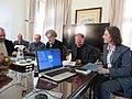 Cerimónia de assinatura do memorando de entendimento entre Wikimedia Portugal, UAb, CIDH, LE@D e CLEPUL - IMG 8011.jpg
