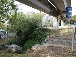 Cerrito Creek