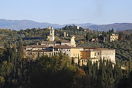 Certosa del Galluzzo - Overview from Le Gore.jpg