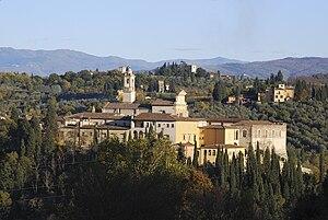 Galluzzo - Galluzzo: Charterhouse.
