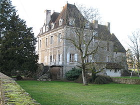 Image illustrative de l'article Château de Chamilly