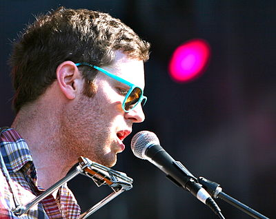 Picture of a band or musician: Chad Vangaalen