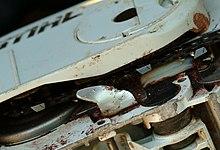 Dispositivi di sicurezza per rottura catene