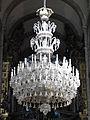 Chandelier, Santiago de Compostela cathedral (4756251648).jpg