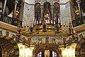 Chandelier of Barbarossa - Palatine Chapel - Aachen - Germany 2017.jpg