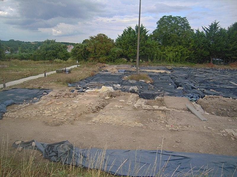Chantier de fouilles archéologiques de Saint-Saturnin-du-Bois