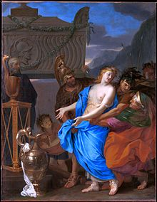 The Sacrifice of Polyxena, 1647, Metropolitan Museum of Art (Source: Wikimedia)