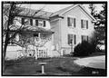 Charles Miller House, County Line Road, Menomonee Falls, Waukesha County, WI HABS WIS,67-MENFA.V,1-1.tif