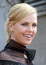 Photo of Charlize Theron at the 2015 Cannes Film Festival.