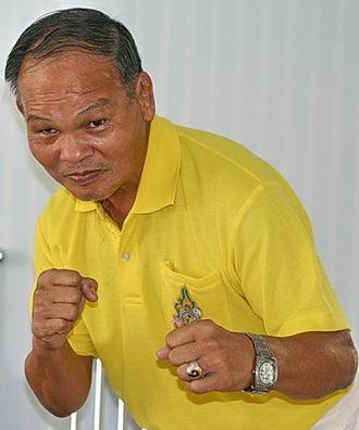 Chartchai Chionoi - Chartchai Chionoi after retirement