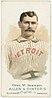 Chas. W. Bennett, Detroit Wolverines, baseball card portrait LCCN2007678542.jpg