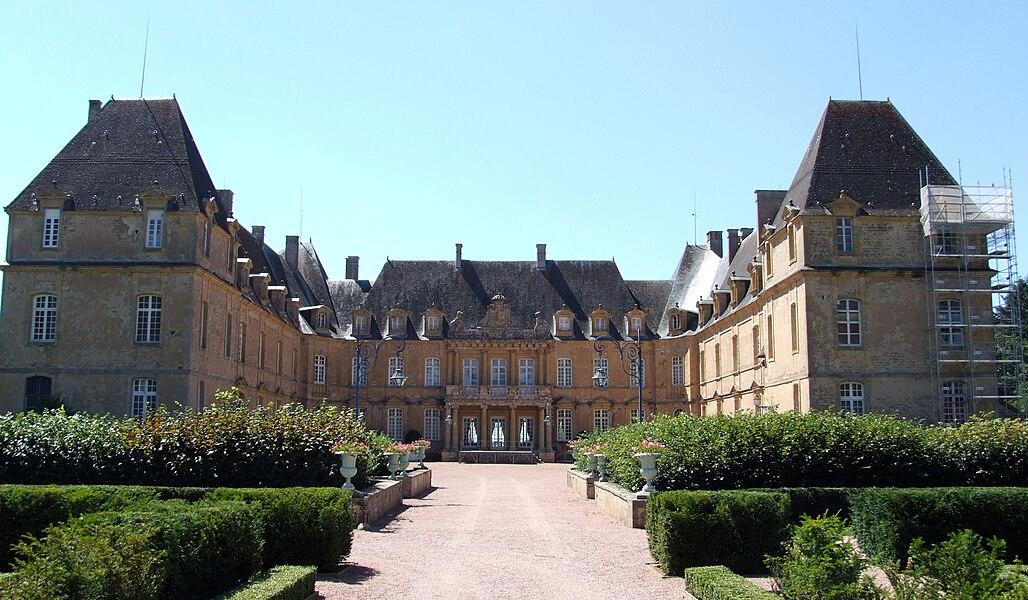 Dree Castle, Saone et Loire, Burgundy, FRANCE