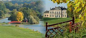 Arceau - Chateau and grounds