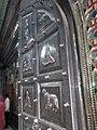 Chaturbhuj meera temple merta gribhgrah gate.jpg