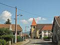 Chaux, église Saint-Martin in straatzicht foto4 2013-07-22 10.43.jpg