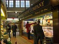Cheesemonger in the Covered Market - geograph.org.uk - 724422.jpg