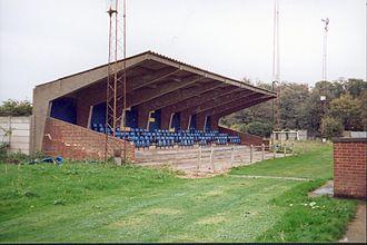 Cheshunt F.C. - Cheshunt Stadium