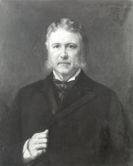 Chester Alan Arthur by George Peter Alexander Healy