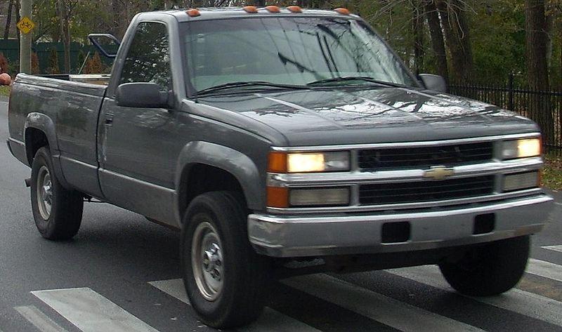 Chevrolet c10 su Historia