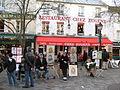 Chez Eugène, 17 Place du Tertre, 75018 Paris, February 2007.jpg