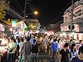 Chiangmai walking street (Saturday only, Wualai Rd.) - panoramio (2).jpg