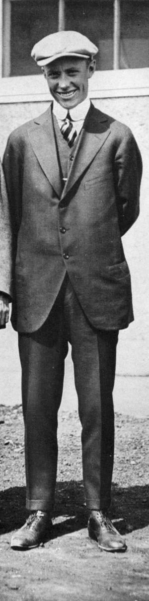 Chick Evans - Evans in 1915