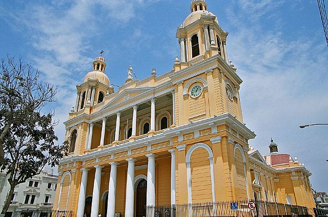 St. Mary's Cathedral, Chiclayo_4