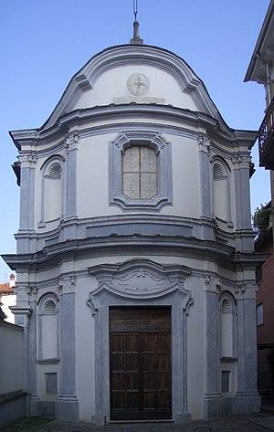 San Gaudenzio, Ivrea - Facade of church