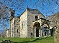 Chiesa delle Sante Faustina e Liberata entrata sud ovest.JPG