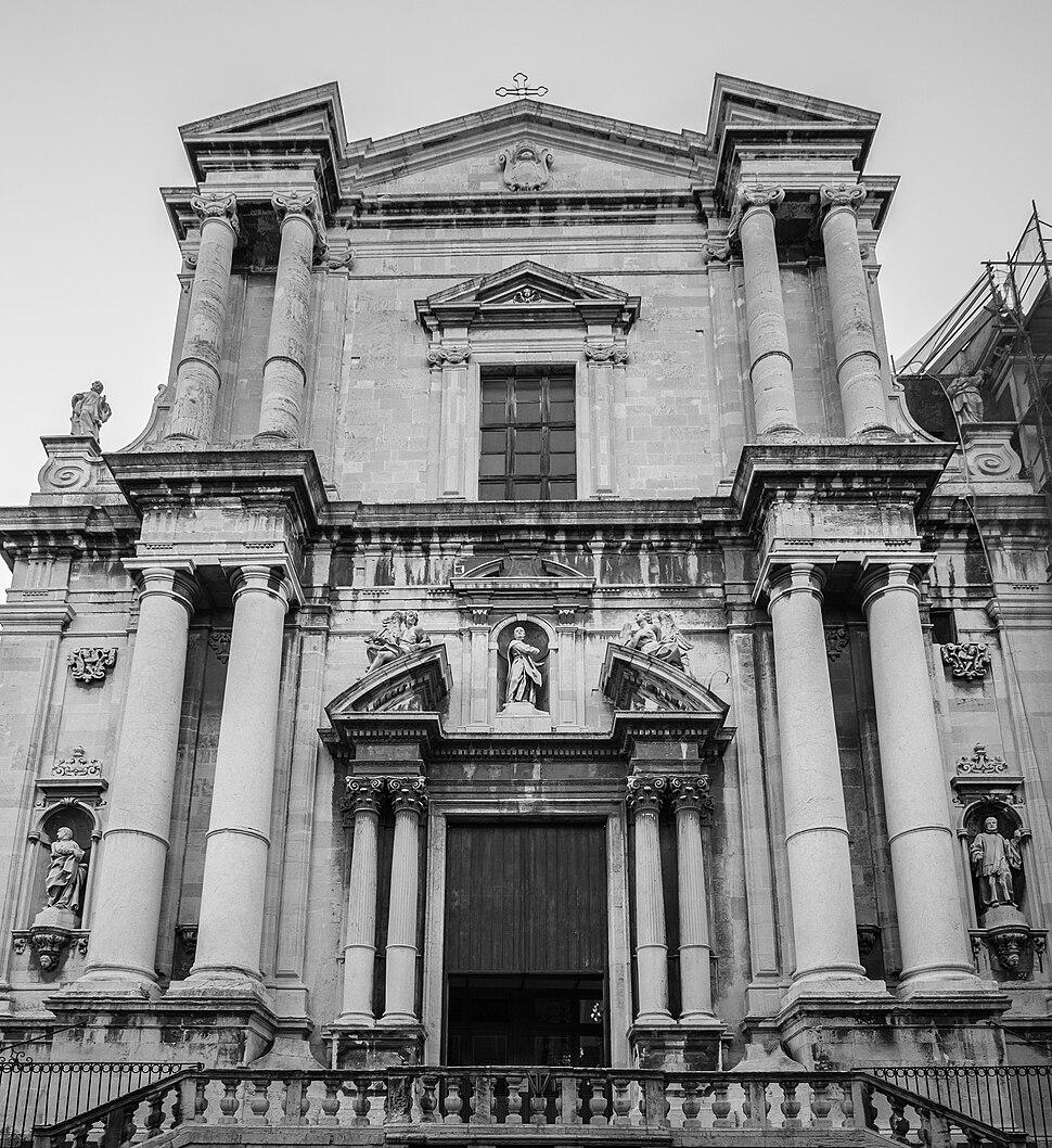 Chiesa di San Francesco Borgia a Catania