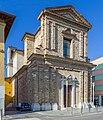 Chiesa di Santa Maria Mompiano facciata Brescia.jpg