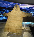 Child's Seal Gut Parka, early 1900s, Inuit, Alaska - Houston Museum of Natural Science - DSC02089.JPG