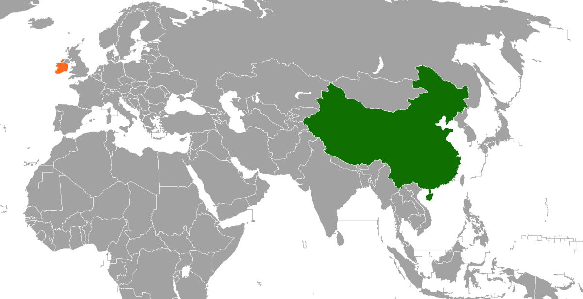Chinaireland relations wikipedia gumiabroncs Gallery