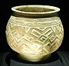 China shang white pottery pot.JPG
