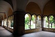 Cloister of Santa Sofia church (Benevento)